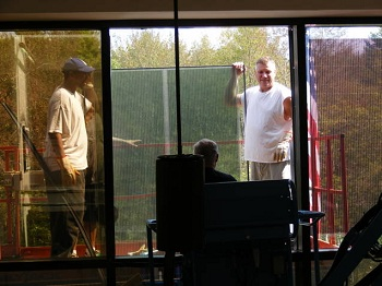 Commercial Glass Repairs in Providence